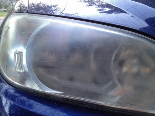 Deoxidize your headlights for less than $5!